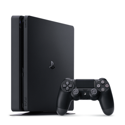 console de jeux PS4